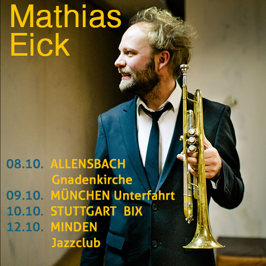 Mathias Eicke @ Bremme + Hohensee / On Tour 2018