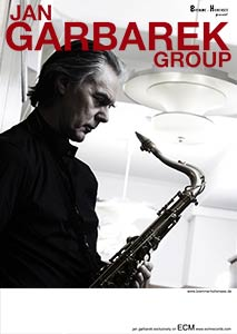 Jan Garbarek Poster