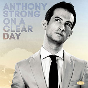 Anthony Strong - On A Clear Day - CD-Cover